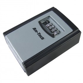 Am-Tech 4-Digit Wall Mounted Key Storage Box