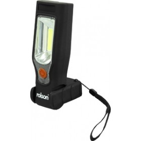 Rolson 3W Z5 Rechargeable Work Light