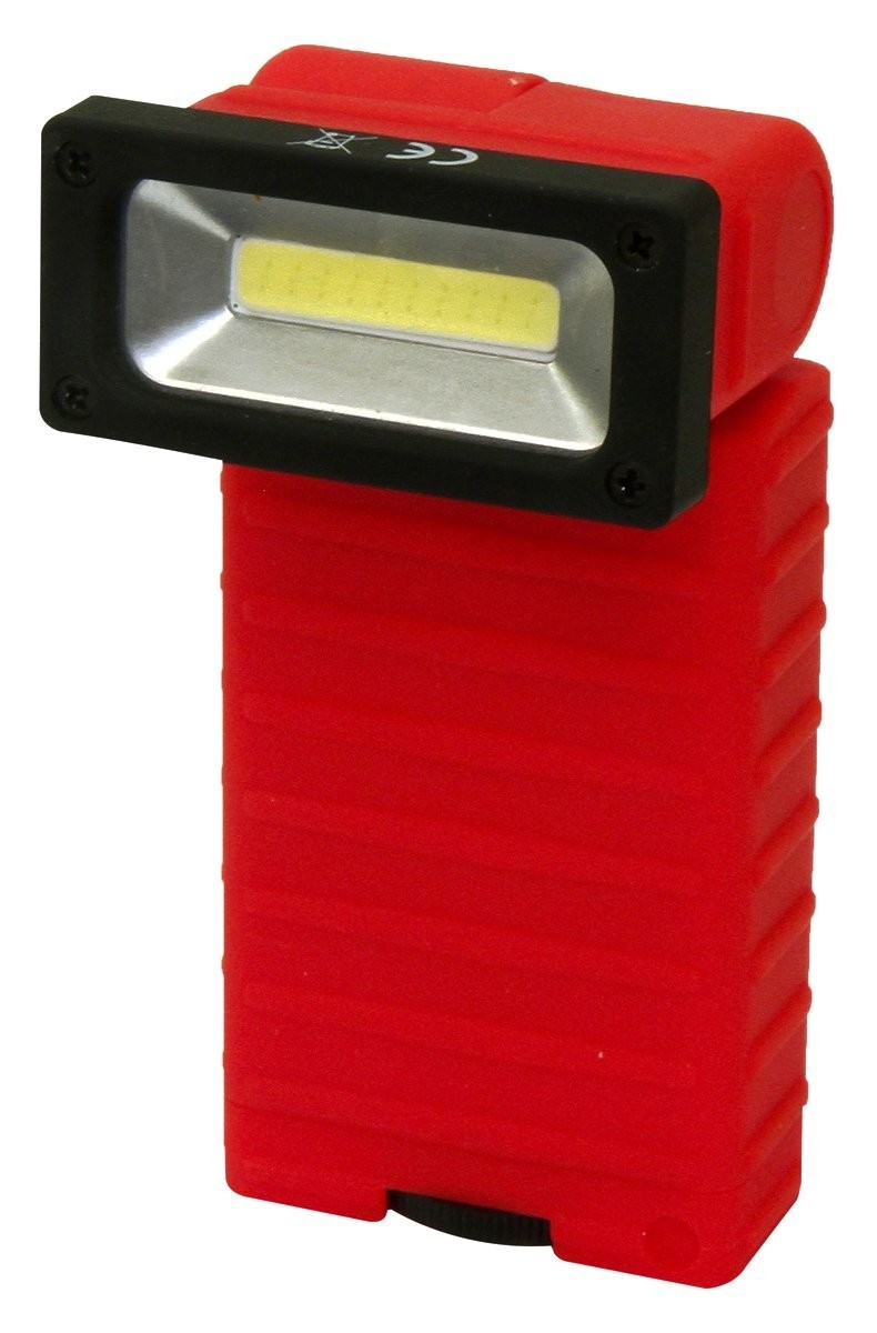 Rolson 3W COB Flex Clip On Work Llight