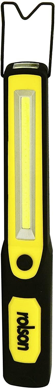 Rolson 3W COB Worklight + 1W Torch