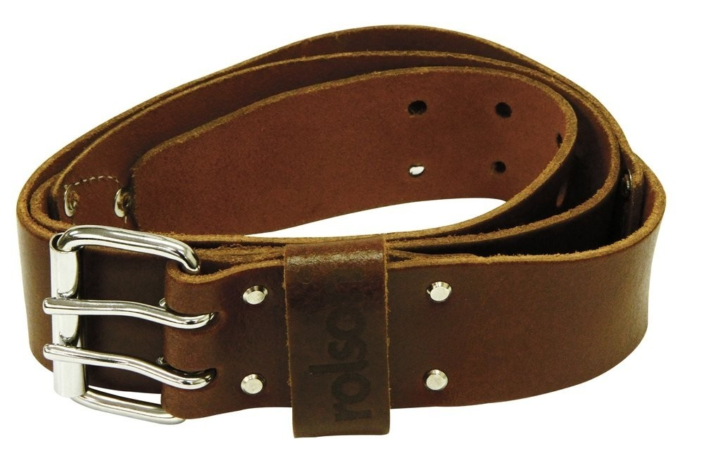 Rolson 50mm Leather Belt Top Grain